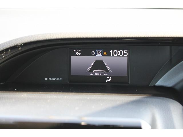 ハイブリッドSi ダブルバイビーIII 登録済未使用車 衝突軽減 車線逸脱警報 ナノイーエアコン シートヒーター ハーフレザー LEDルームランプ クリアランスソナー 両側電動スライドドア リヤオートエアコン 7人乗り(40枚目)