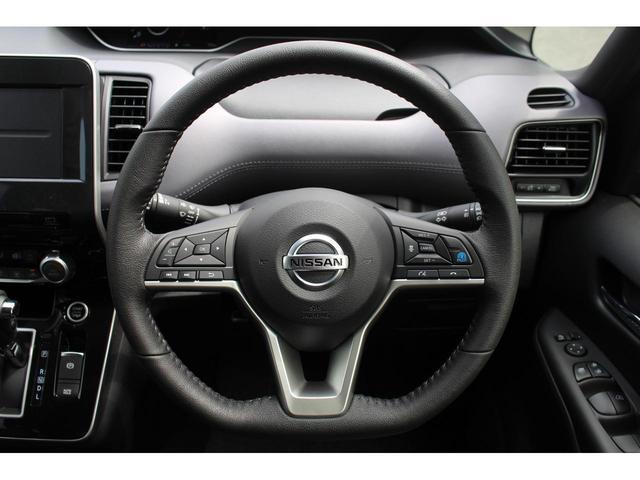 ハイウェイスターV 登録済未使用車 セーフティパックA Wエアコン 快適パック デュアルバックドア オートハンズフリードア アラウンドビュー 衝突軽減 360度セーフティアシスト プロパイロット ふらつき警報 LED(17枚目)