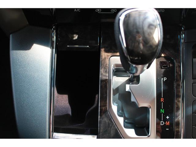 2.5S タイプゴールドII 登録済未使用車 Wサンルーフ ACコンセント パワーバックドア 三眼LEDヘッドライト ディスプレイオーディオ プリクラッシュ レーダークルーズ ハーフレザー レーントレーシング(19枚目)