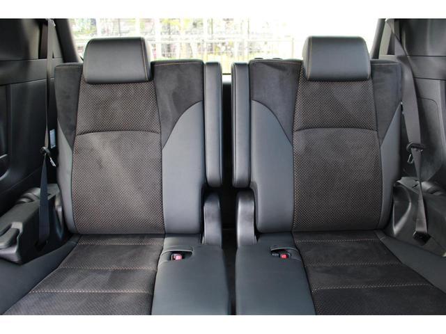 2.5S タイプゴールドII 登録済未使用車 Wサンルーフ ACコンセント パワーバックドア 三眼LEDヘッドライト ディスプレイオーディオ プリクラッシュ レーダークルーズ ハーフレザー レーントレーシング(23枚目)
