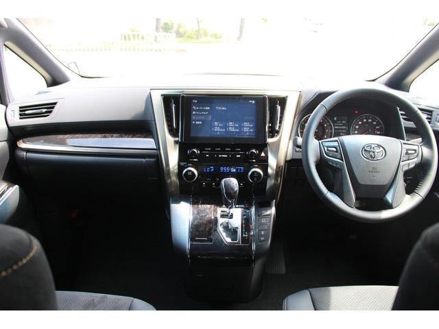 2.5S タイプゴールドII 登録済未使用車 Wサンルーフ ACコンセント パワーバックドア 三眼LEDヘッドライト ディスプレイオーディオ プリクラッシュ レーダークルーズ ハーフレザー レーントレーシング(28枚目)