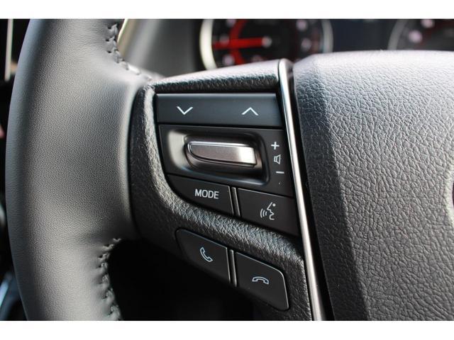 2.5S タイプゴールドII 登録済未使用車 Wサンルーフ ACコンセント パワーバックドア 三眼LEDヘッドライト ディスプレイオーディオ プリクラッシュ レーダークルーズ ハーフレザー レーントレーシング(32枚目)