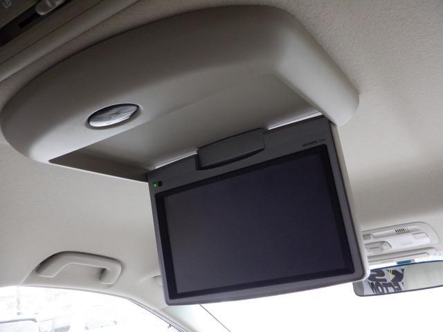 アエラス 両側電動 HDDナビ 後席TV フルセグ ETC(6枚目)