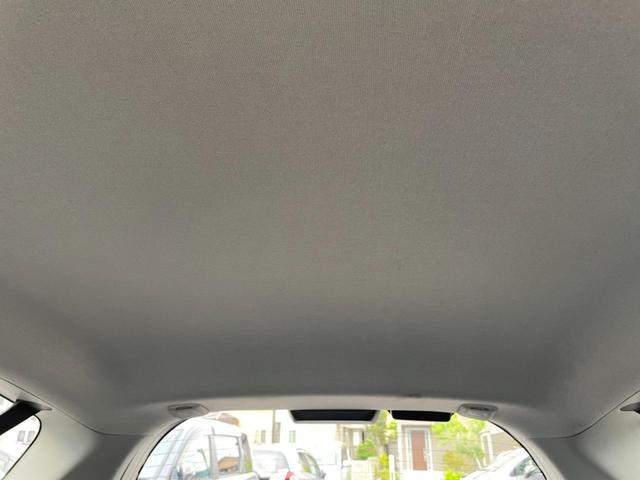 天井まわり綺麗です!汚れやシミなどはご納車までにクリーニングをしてお渡ししています。