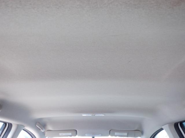 天井周りもキレイに保たれております 気持ちよくお乗りして頂けるよう丁寧に室内ルームクリーニングを行いお渡ししております。