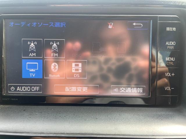 純正SDナビ 地デジ Bluetooth接続 CD/DVD再生 バックカメラ
