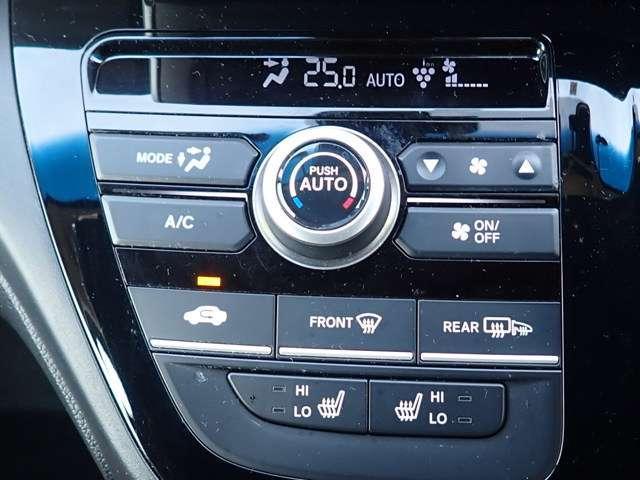 ハイブリッド・EX 純正メモリーナビ フルセグTV DVD再生 Bluetooth対応 リヤカメラ ETC LEDヘッドライト オートライト 両側パワースライドドア 衝突軽減装置 AW シートヒーター スマートキー(21枚目)