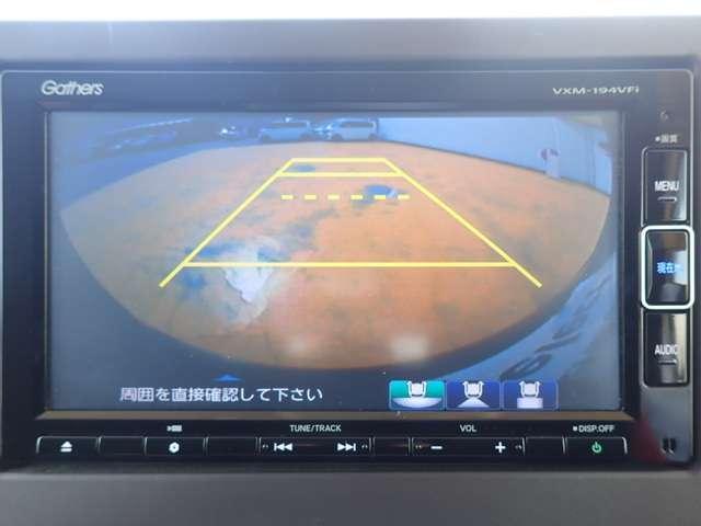 G・Lホンダセンシング 純正メモリーナビ フルセグTV DVD再生 Bluetooth対応 リヤカメラ ETC 左側パワースライドドア LEDヘッドライト オートライト スマートキー(5枚目)