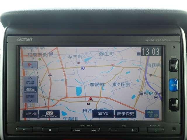 G・Lパッケージ 純正メモリーナビ フルセグTV DVD再生 Bluetooth対応 リヤカメラ ETC 左側パワースライドドア スマートキー HIDヘッドライト オートライト ベンチシート オートエアコン(3枚目)