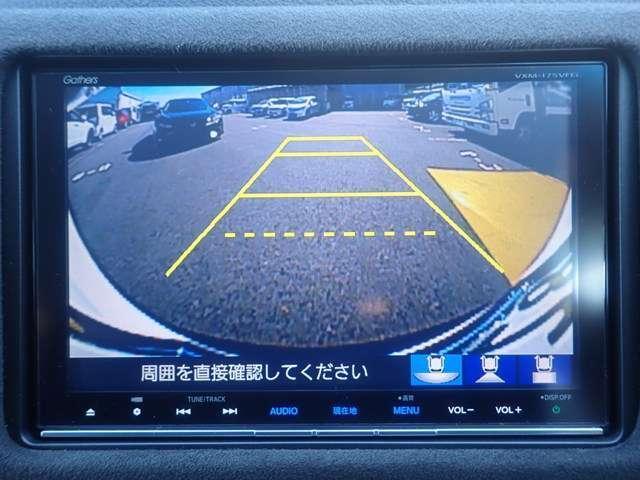 RS・ホンダセンシング 純正メモリーナビ フルセグTV DVD再生 Bluetooth対応 リヤカメラ ETC LEDヘッドライト オートライト スマートキー シートヒーター アルミホイール(4枚目)