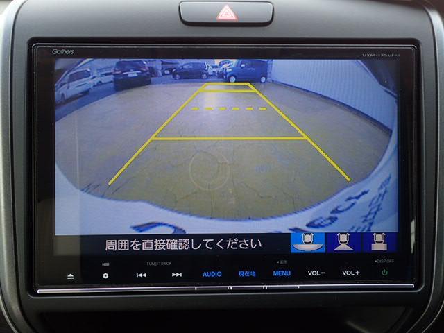 ハイブリッド・EX 純正用品メモリーナビ ETC Rカメラ(19枚目)