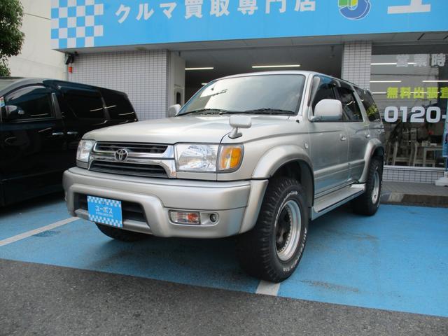 「トヨタ」「ハイラックスサーフ」「SUV・クロカン」「大阪府」の中古車24