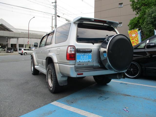 「トヨタ」「ハイラックスサーフ」「SUV・クロカン」「大阪府」の中古車26
