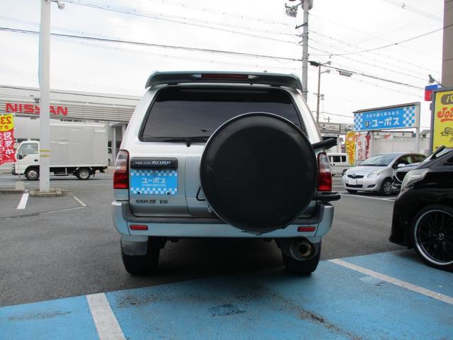「トヨタ」「ハイラックスサーフ」「SUV・クロカン」「大阪府」の中古車27