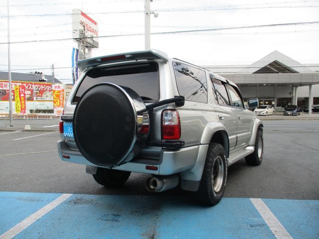 「トヨタ」「ハイラックスサーフ」「SUV・クロカン」「大阪府」の中古車28