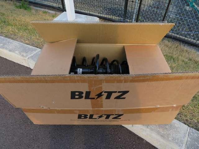 25S Lパッケージ ブリッツ製車高調 衝突軽減ブレーキ(4枚目)