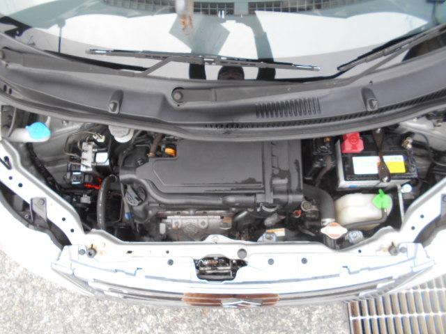 信頼製が有るK6A型3気筒DOHCエンジン。