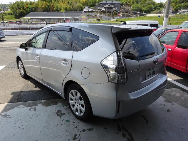 「トヨタ」「プリウスα」「ミニバン・ワンボックス」「奈良県」の中古車6
