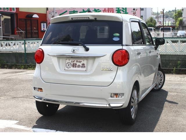 「ダイハツ」「キャスト」「コンパクトカー」「大阪府」の中古車4