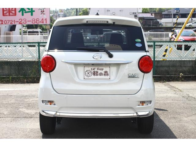 「ダイハツ」「キャスト」「コンパクトカー」「大阪府」の中古車6