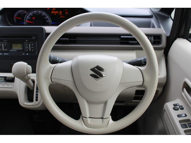 ハイブリッドFX 軽自動車 衝突被害軽減ブレーキ スマートキー プッシュスタート CDステレオ ベンチシート シートヒーター Wエアバッグ(13枚目)