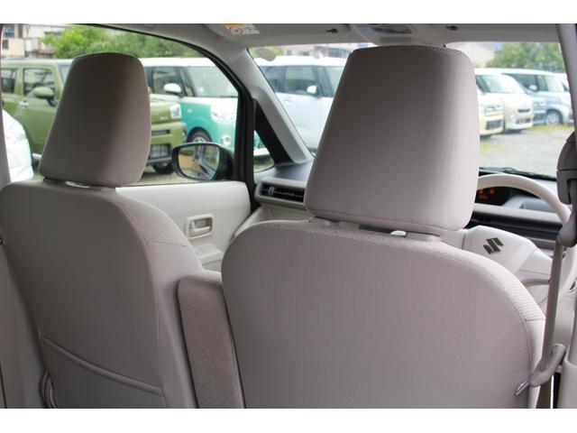 ハイブリッドFX 軽自動車 衝突被害軽減ブレーキ スマートキー プッシュスタート CDステレオ ベンチシート シートヒーター Wエアバッグ(25枚目)