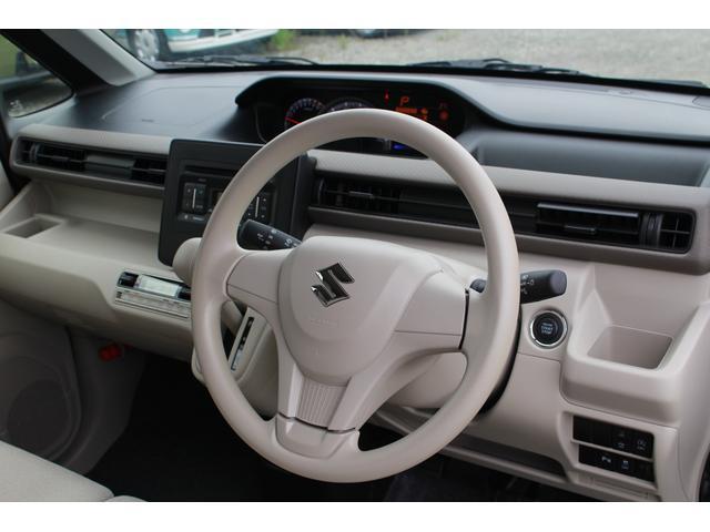 ハイブリッドFX 軽自動車 衝突被害軽減ブレーキ スマートキー プッシュスタート CDステレオ ベンチシート シートヒーター Wエアバッグ(38枚目)
