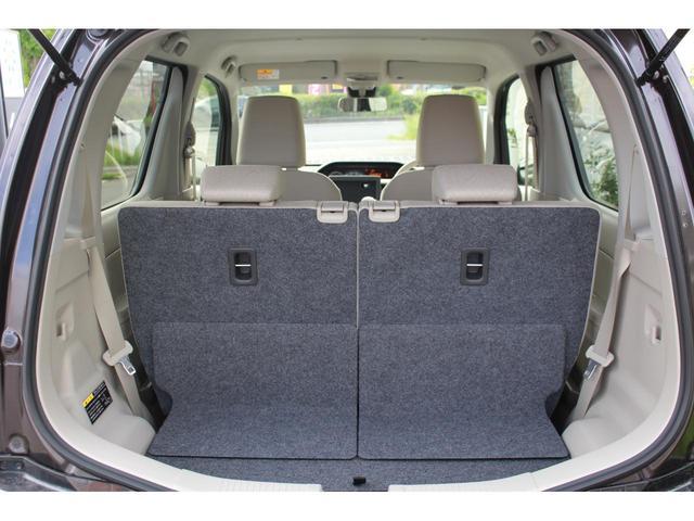 ハイブリッドFX 軽自動車 衝突被害軽減ブレーキ スマートキー 全方位モニター用カメラPKG ベンチシート シートヒーター フルフラットシート オートエアコン 室内傘立て 車線逸脱警報機能 誤発進抑制機能(9枚目)