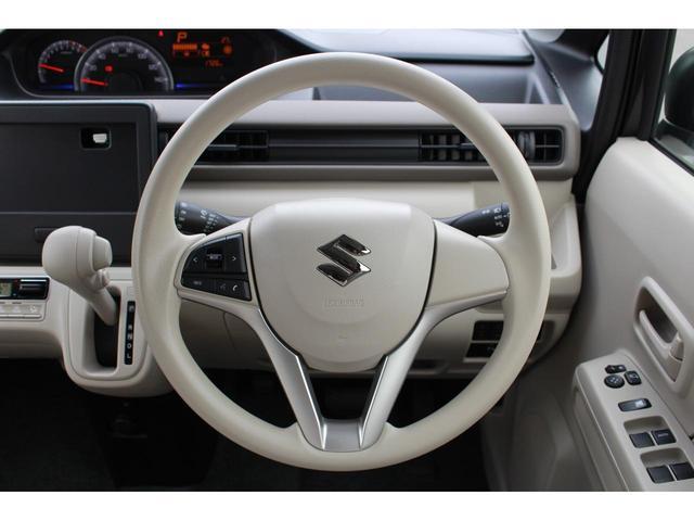 ハイブリッドFX 軽自動車 衝突被害軽減ブレーキ スマートキー 全方位モニター用カメラPKG ベンチシート シートヒーター フルフラットシート オートエアコン 室内傘立て 車線逸脱警報機能 誤発進抑制機能(15枚目)