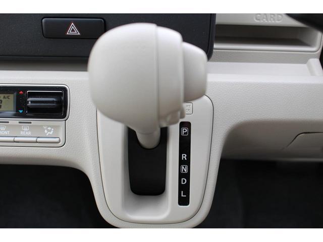 ハイブリッドFX 軽自動車 衝突被害軽減ブレーキ スマートキー 全方位モニター用カメラPKG ベンチシート シートヒーター フルフラットシート オートエアコン 室内傘立て 車線逸脱警報機能 誤発進抑制機能(16枚目)