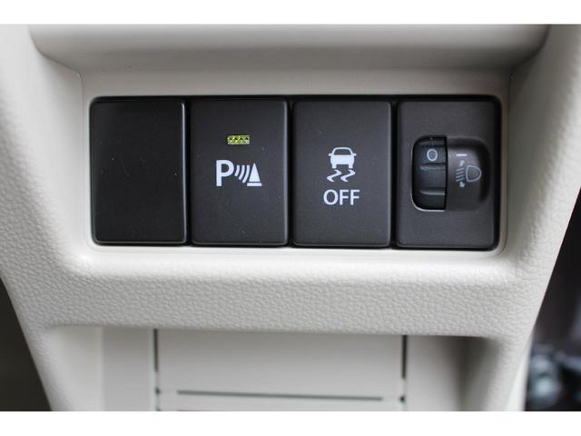 ハイブリッドFX 軽自動車 衝突被害軽減ブレーキ スマートキー 全方位モニター用カメラPKG ベンチシート シートヒーター フルフラットシート オートエアコン 室内傘立て 車線逸脱警報機能 誤発進抑制機能(20枚目)