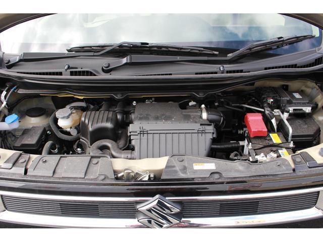 ハイブリッドFX 軽自動車 衝突被害軽減ブレーキ スマートキー 全方位モニター用カメラPKG ベンチシート シートヒーター フルフラットシート オートエアコン 室内傘立て 車線逸脱警報機能 誤発進抑制機能(22枚目)