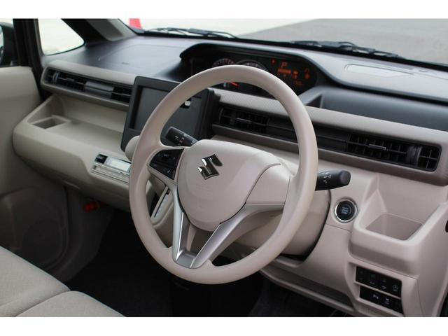 ハイブリッドFX 軽自動車 衝突被害軽減ブレーキ スマートキー 全方位モニター用カメラPKG ベンチシート シートヒーター フルフラットシート オートエアコン 室内傘立て 車線逸脱警報機能 誤発進抑制機能(31枚目)