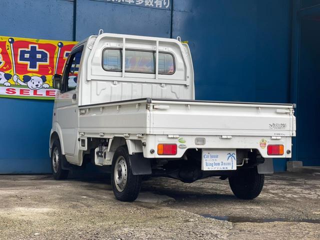 KC 4WD・PS・AC付 HI/LO切り替え式4WD(10枚目)