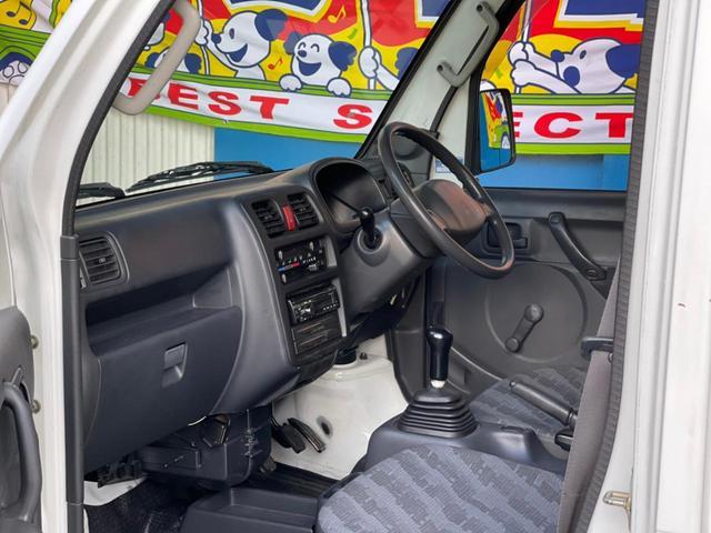 KC 4WD・PS・AC付 HI/LO切り替え式4WD(14枚目)
