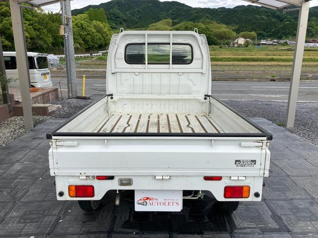 KCエアコン・パワステ ユーザー買取・ワンオーナー・禁煙車・5速MT・エアコン・パワステ・3方開(13枚目)