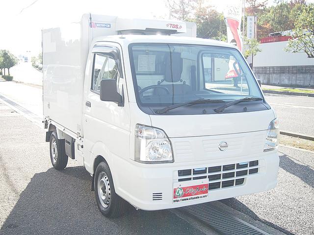冷蔵冷凍車 -30°C設定 AT車 バックモニター付き(3枚目)