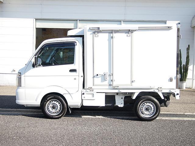 冷蔵冷凍車 -30°C設定 AT車 バックモニター付き(6枚目)