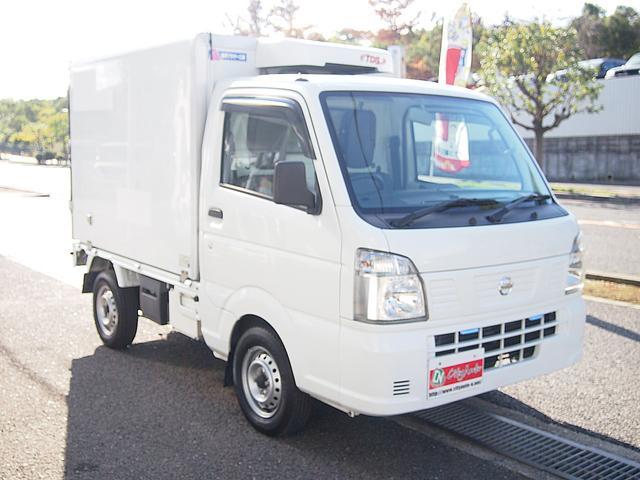冷蔵冷凍車 -30°C設定 AT車 バックモニター付き(11枚目)