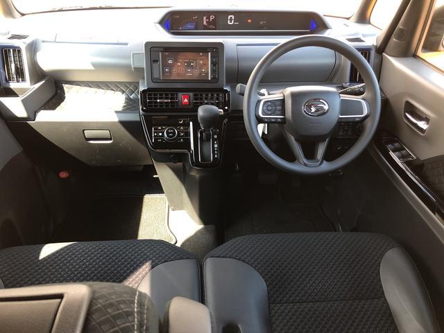 カスタムX 駐車サポート機能付き デモカーUP(3枚目)