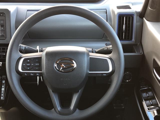 カスタムX 駐車サポート機能付き デモカーUP(8枚目)
