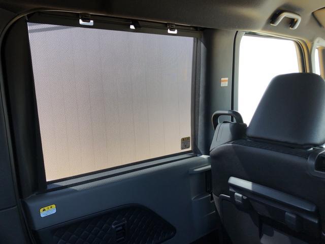 カスタムX 駐車サポート機能付き デモカーUP(9枚目)