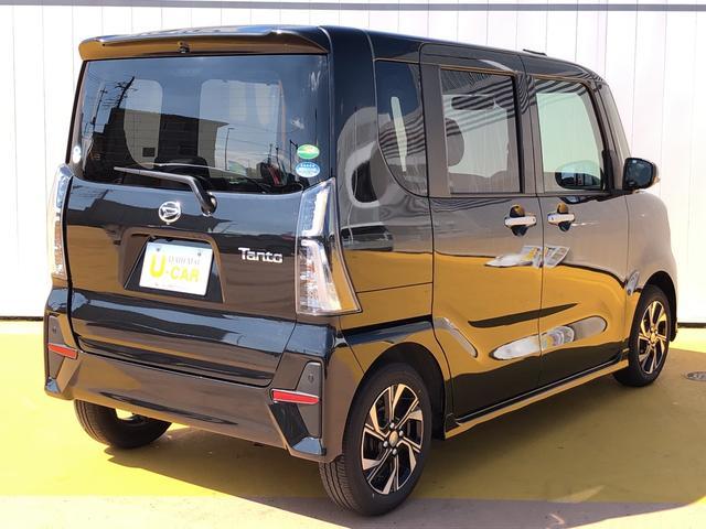 カスタムX 駐車サポート機能付き デモカーUP(18枚目)