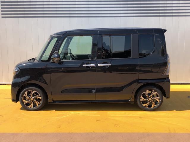 カスタムX 駐車サポート機能付き デモカーUP(19枚目)