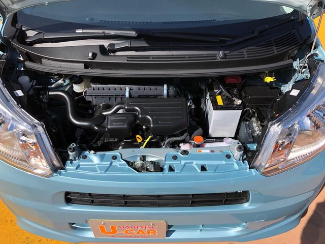 新車保証継承してからご納車します☆一般保証:初度登録日より3年または6万km!特別保証:初度登録日より5年または10万kmです♪全国のダイハツディーラーで保証点検アフターサービスをお受けいただけます。