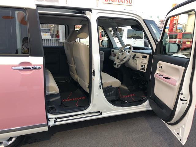 GメイクアップリミテッドSA3 パノラマモニター 両側電動スライド デモカー 禁煙車 誤発進抑制制御機能(7枚目)