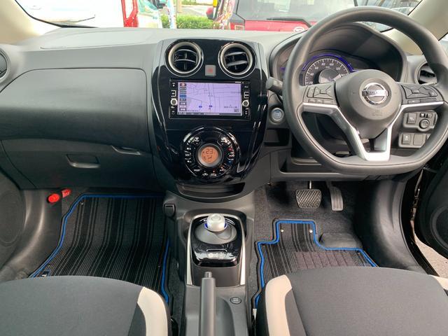 e-パワー X スマキー オートエアコン ABS パワステ エアバッグ パワーウィンドウ LEDヘットライト 前後ドラレコ フルセグTV アイドリングストップ アラウンドビューモニター ETC 1オーナー禁煙車(14枚目)