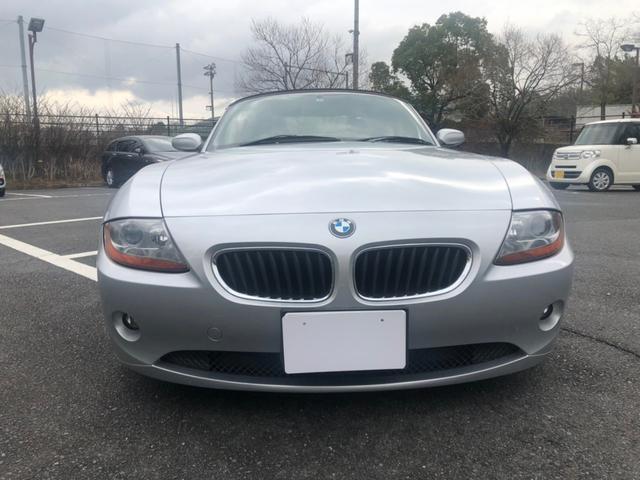 「BMW」「BMW Z4」「オープンカー」「奈良県」の中古車2