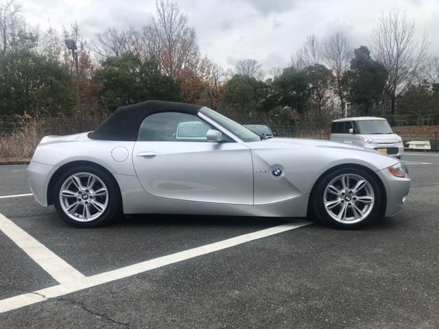 「BMW」「BMW Z4」「オープンカー」「奈良県」の中古車4