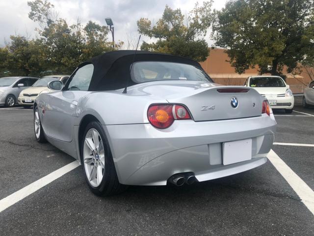 「BMW」「BMW Z4」「オープンカー」「奈良県」の中古車9